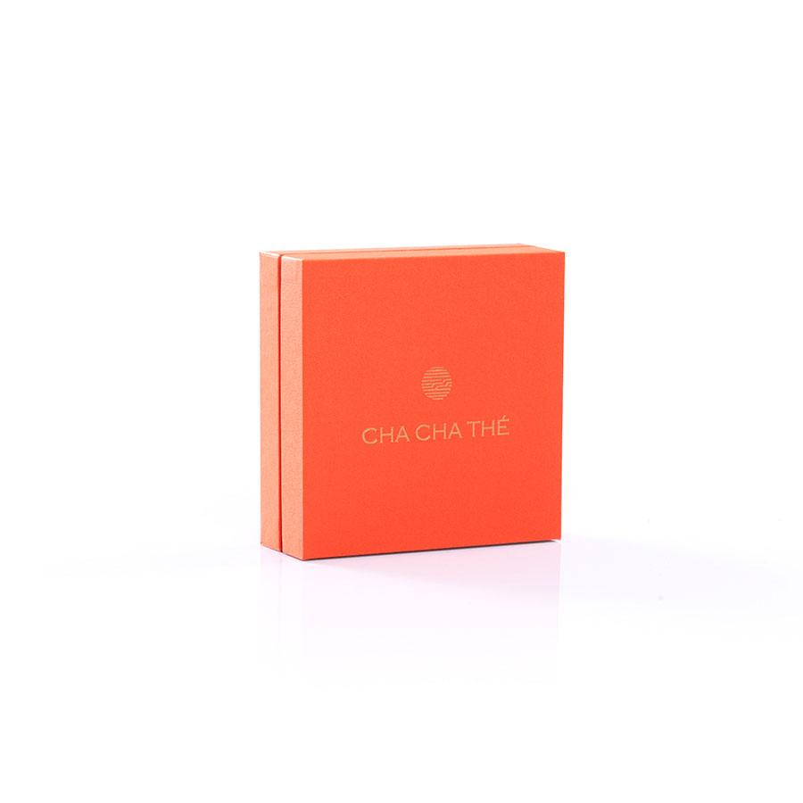 光羽/ 黃金糖專屬禮盒/6入橘色