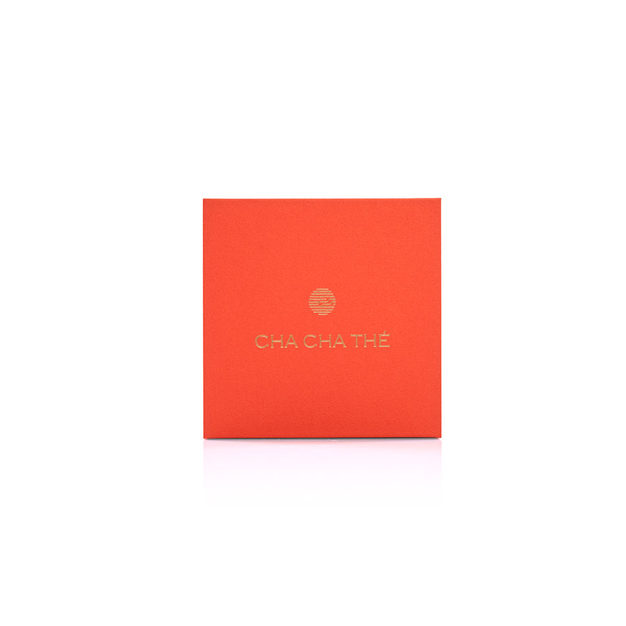 黃金糖專屬禮盒/6入橘色