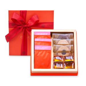 母親節-光羽-橘盒